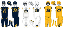 NCAA-MAC-New 2019 Toledo Rockets uniform