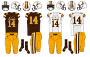 NCAA-MW-Wyoming Cowboys Jerseys