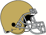 NCAA-Notre Dame Fighting Irish helmet