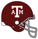 NCAA-SEC-Texas A&M-Helmet