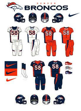 Broncos Jerseys