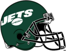 NFL-AFC-NY Jets Helmet 2019