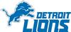 Detroit Lions- script - helmet - logo 2017