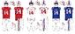 NCAA-AAC-SMU Mustangs Jerseys