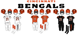 NFL-AFC-CIN-Cincinnati Bengals Jerseys