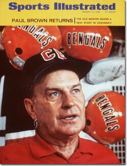 Paul Brown 68 SI cover