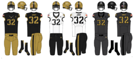 NCAA-Army Black Knights Uniforms