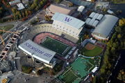 Aerial Husky Stadium November 2011 - 1