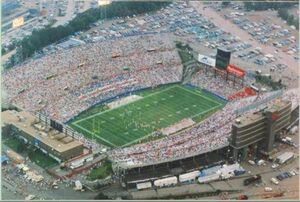 Foxboro Stadium
