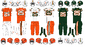 NCAA-ACC-Miami Hurricanes Jerseys