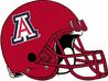 NCAA-Pac-12-2017 Arizona Wildcats red helmet
