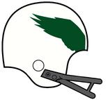 NFL -Helmet-PHI-1970-1973