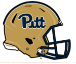 Pittsburgh Panthers Helmet Logo - NCAA Division I