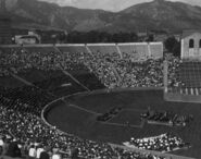 Colorado Folsom Field 135 Commencement