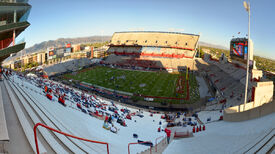 Arizona Stadium Fisheye