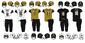 NCAA-SEC-2016 Vanderbilt Commodores Uniforms
