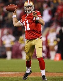 Alex Smith 49ers 2011