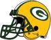 NFL-NFC-helmet-GB Right Face