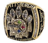 Super Bowl 40 Ring