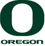 NCAA-Pac-12-Oregon Ducks logo & script