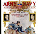 1926 Army vs. Navy