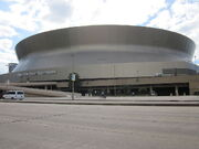 Mercedes-Benz Superdome Poydras bike