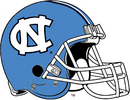 NCAA-ACC-UNC Tarheels Carolina Blue Helmet