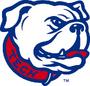 NCAA-C-USA-LA Tech Bulldogs mascot logo