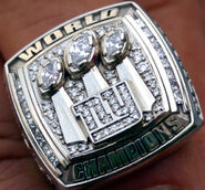 Super Bowl 42 Ring