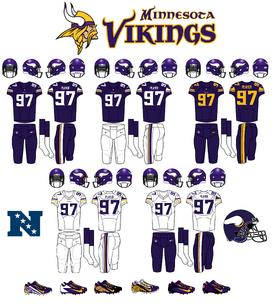NFL-NFC-MIN Jerseys