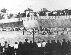Tech vs Cumberland 1916