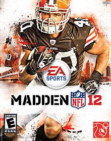Peyton on the cover of madden 12. Peyton Hillis 05865f3b8