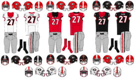 NCAA-SEC-Georgia Bulldogs Jerseys