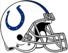 NFL-AFC-IND Colts Helmet
