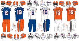 NCAA-SEC-Florida Gators Jerseys