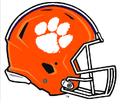 Clemson Tigers Helmet Logo - NCAA Division I