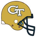 NCAA-Georgia Tech-Helmet-732px