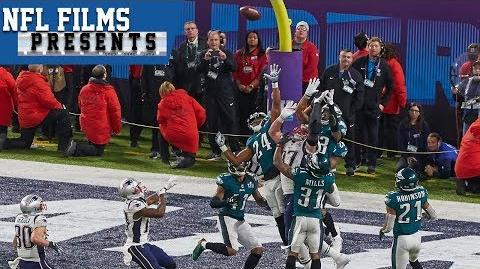 Super Bowl LII Like You Have Never Seen it Before Eagles vs. Patriots NFL Films Presents