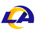 NFL-NFCW-LA Rams 2020 logo