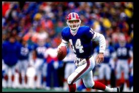 Frank Reich Bills - The Comeback-1993 AFC Wild Card game