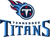Tennessee Titans script and mainlogo