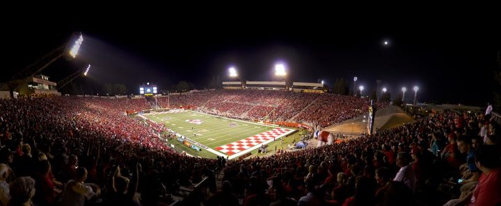 d0909cad390 Bulldog Stadium. Fresno State ...