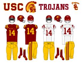 NCAA-Pac-12-USC Trojans Uniforms