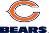 Chicago Bears-alternate-script and helmet logo