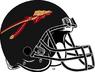 NCAA-ACC-2011 Florida State Seminoles Black helmet