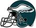 NFL-NFC-Helmet PHI Right Face