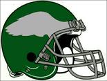 NFL NFC-Helmet-PHI-1955-1968