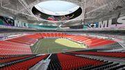 New Atlanta Stadium MLS configuration