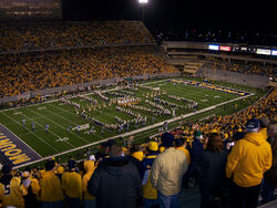 WVU Opening Game Mountaineer Field