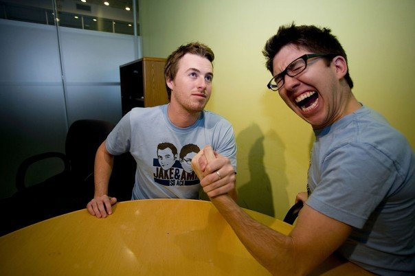 Dating apps jake and amir quotes